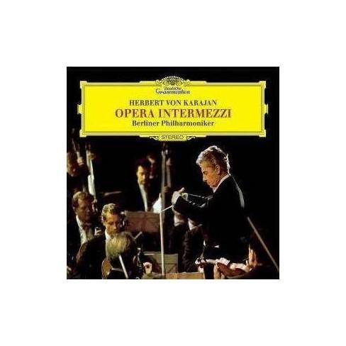 Blanc - Opera Intermezzi (CD) - image 1 of 1
