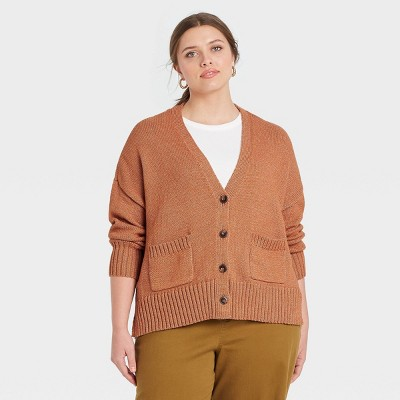 Women's Button-Front Cardigans - A New Day™