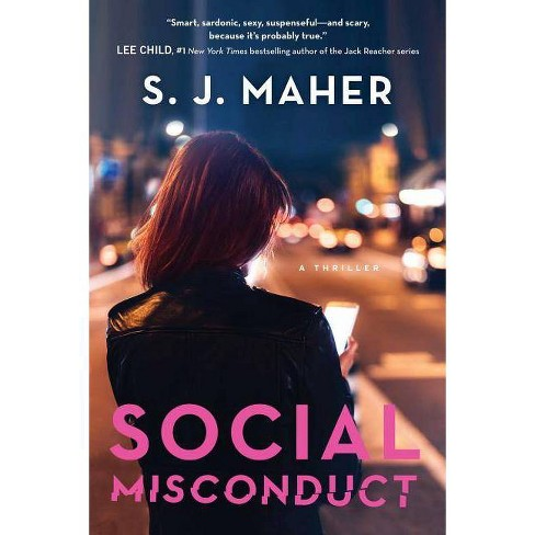 Social Misconduct -  by Stephen Maher (Paperback) - image 1 of 1