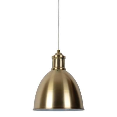 Industrial Metal Pendant (Includes bulb) - Threshold™