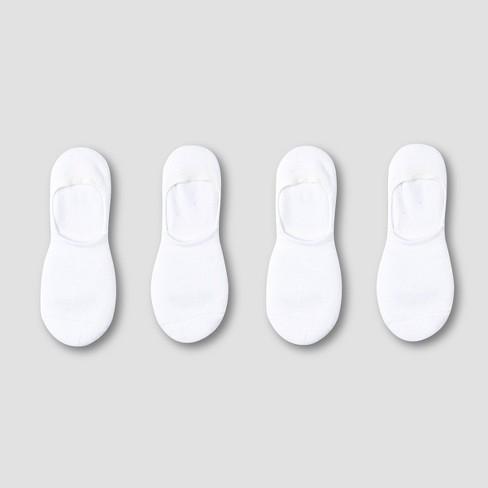 Hanes Premium Men's 4pk Liner Socks - image 1 of 3