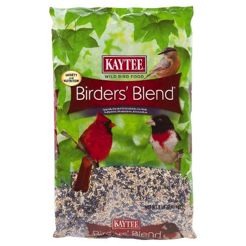Kaytee Birder's Blend Bird Food - 8 lb - image 1 of 4