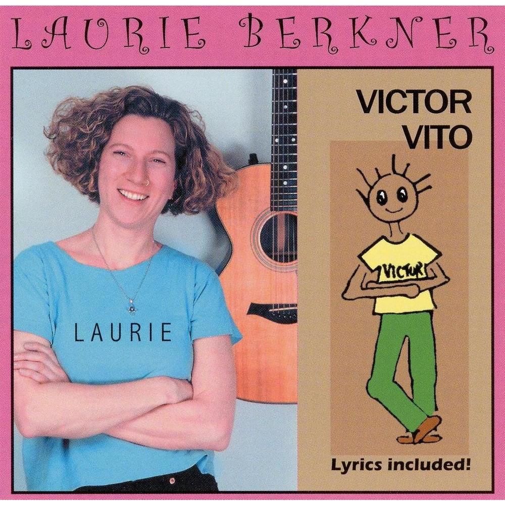 Laurie Berkner - Victor Vito (CD)