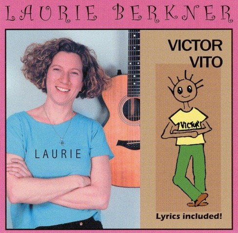 Laurie berkner - Victor vito (CD) - image 1 of 1