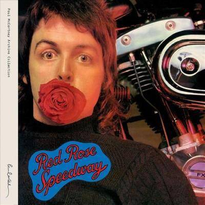 Paul McCartney & Wings - Red Rose Speedway (Deluxe Box Set)(3 CD + 2 DVD + Blu-ray)