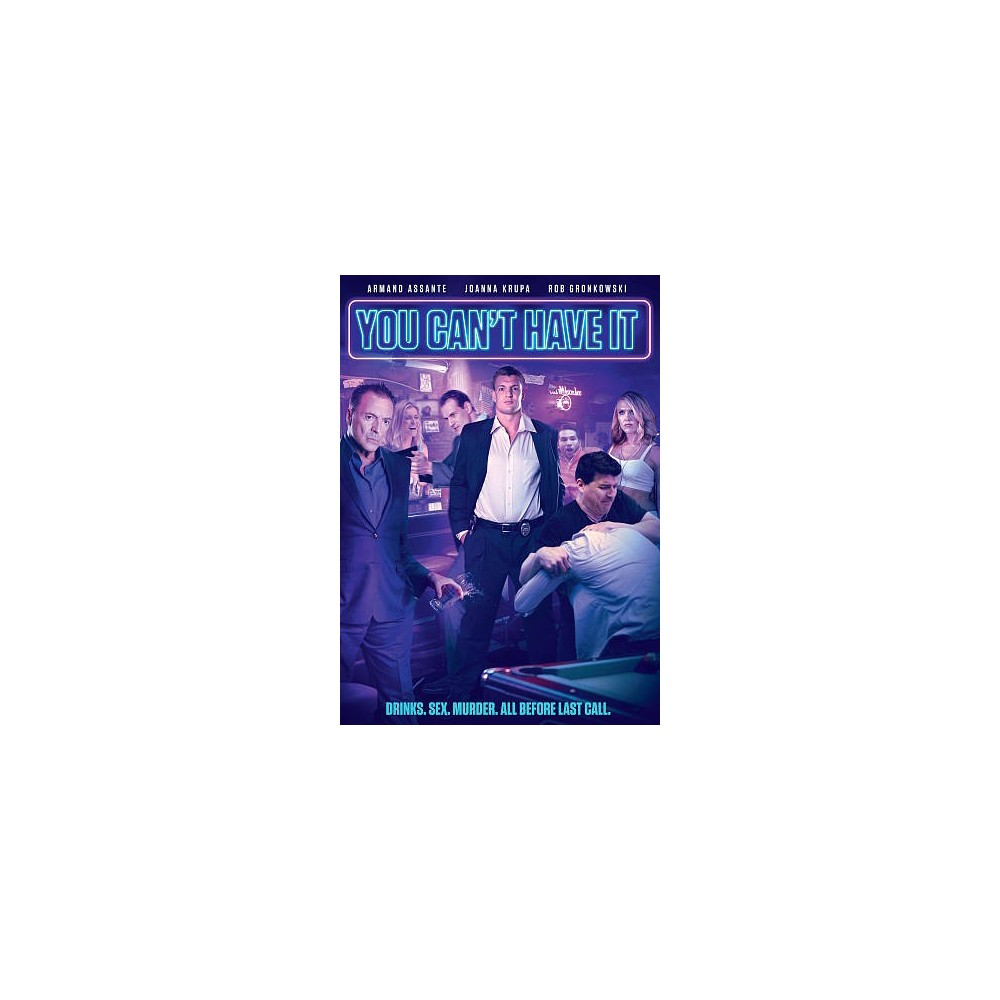 You Cant Have It (Dvd), Movies