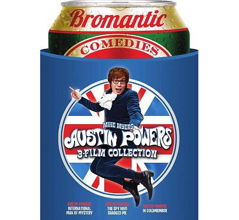 Austin Powers 1-3 Collection (DVD) - image 1 of 1