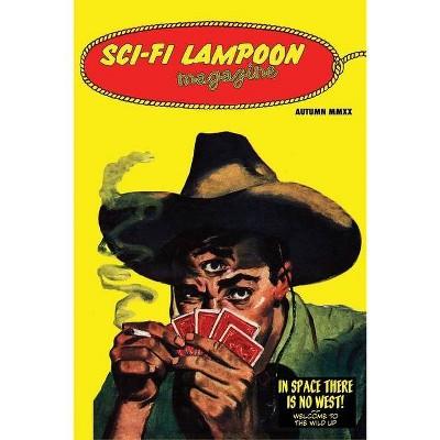 Sci-Fi Lampoon Autumn 2020 - by  Margret Treiber & G D Deckard & Geoff Habiger (Paperback)