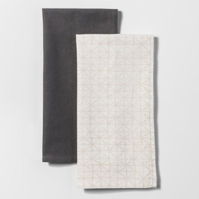 Chalk Crosshatch Kitchen Towel - Project 62™