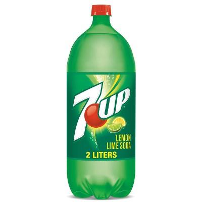 7UP Soda - 2 L Bottle