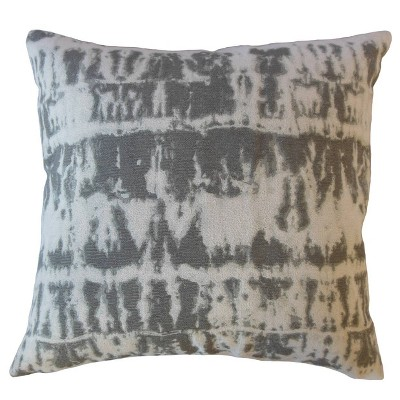Barmer Pattern Square Throw Pillow - Pillow Collection