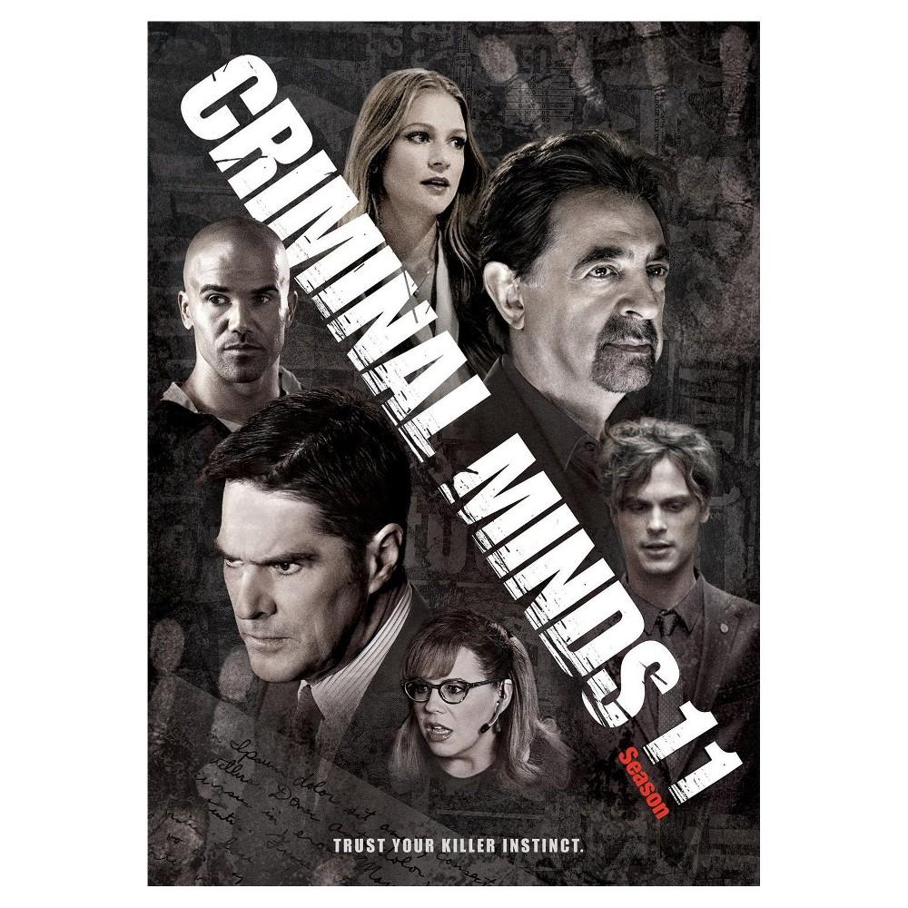 Criminal Minds - Season 11 (Dvd)