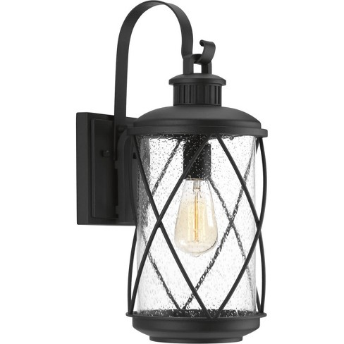 "Progress Lighting P560081 Hollingsworth Single Light 19"" Tall Outdoor Wall Sconce - image 1 of 1"