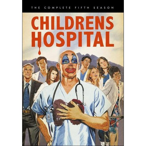 Childrens Hospital: The Complete Fifth Season (DVD) - image 1 of 1