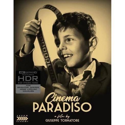 Cinema Paradiso (4K/UHD)(2020) - image 1 of 1