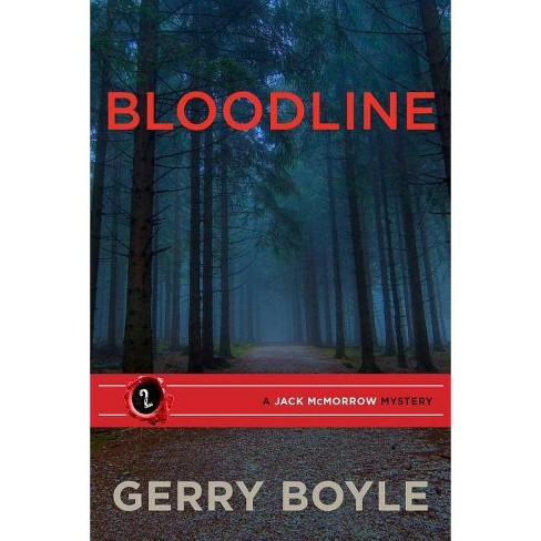 Bloodline - by  Gerry Boyle (Paperback) - image 1 of 1