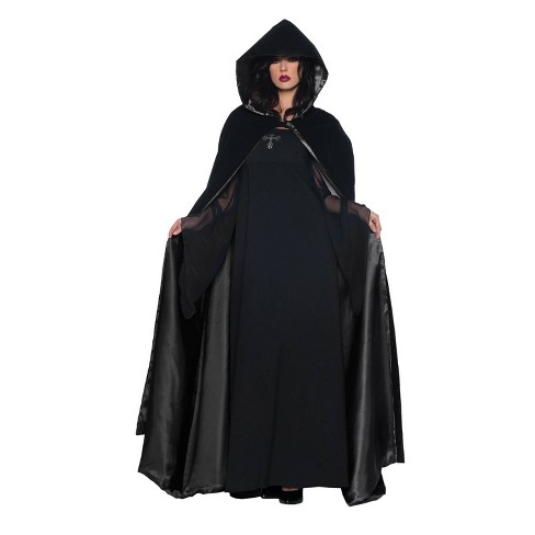 """Adult Costume Cape Deluxe 63"""" - image 1 of 3"""