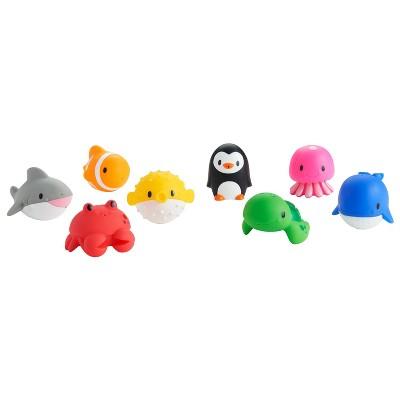 Munchkin Ocean Bath Squirts - 8pk