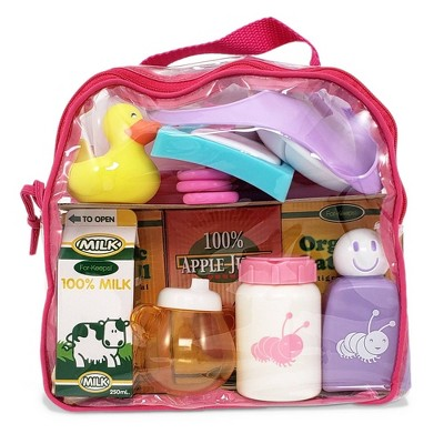 JC Toys For Keeps! 20pc Accessory Bag