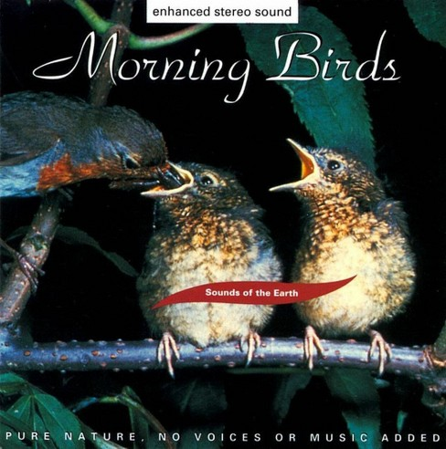 Sounds of the earth - Morning birds (CD) - image 1 of 1
