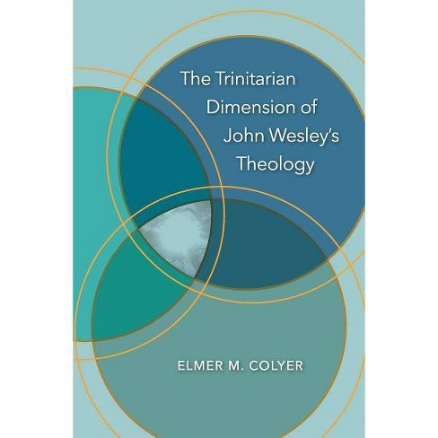 The Trinitarian Dimension of John Wesley's Theology - by  Elmer M Colyer (Paperback) - image 1 of 1