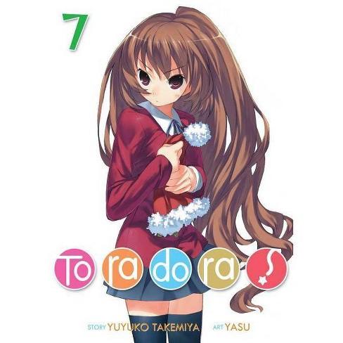 Toradora! (Light Novel) Vol. 7 - by  Yuyuko Takemiya (Paperback) - image 1 of 1