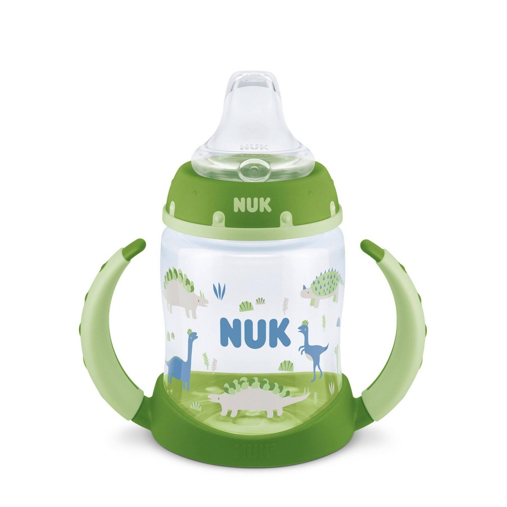 Image of Nuk Learner Cup - 5oz Green