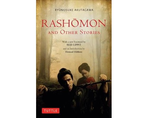 Rashomon and Other Stories -  by Ryunosuke Akutagawa (Paperback) - image 1 of 1