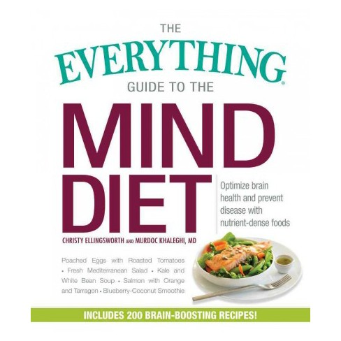 Everything Guide To The Mind Diet Optimize Brain Health And