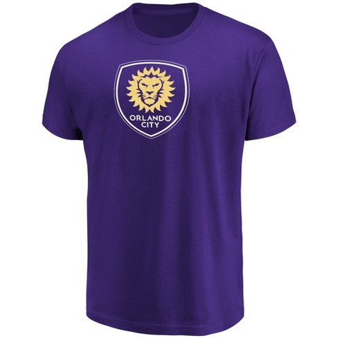 MLS Men's Short Sleeve Top Ranking Core T-Shirt Orlando City SC - image 1 of 3