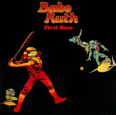 Babe ruth - First base (Vinyl) - image 1 of 1