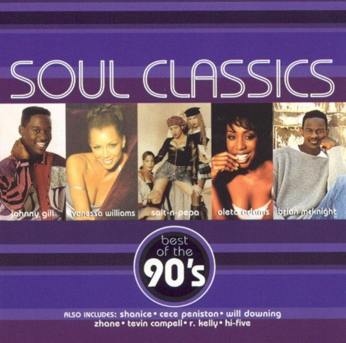 Various - Soul classics:90's (CD) - image 1 of 1