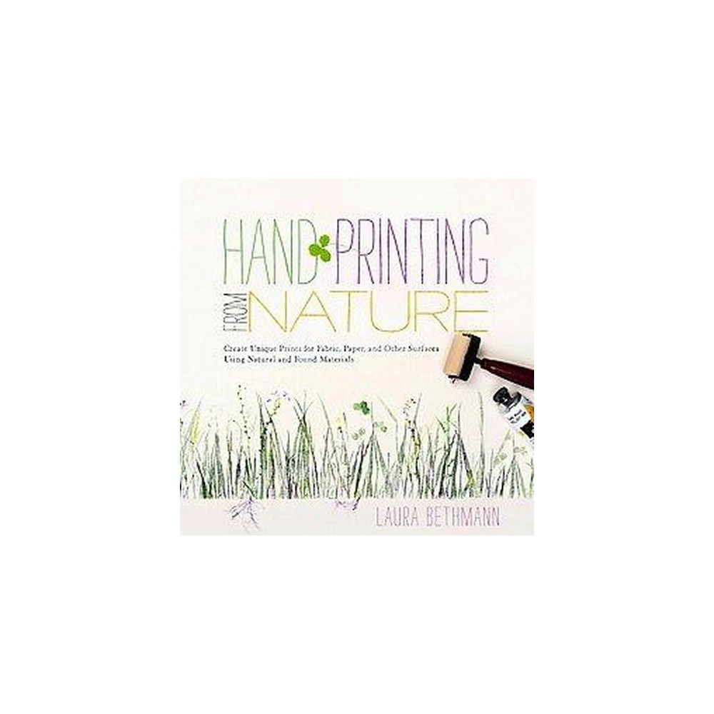 Hand Printing from Nature (Hardcover)