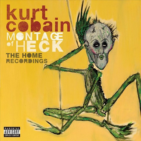 Kurt cobain - Montage of heck:Home recordings (Ost) (Vinyl) - image 1 of 1