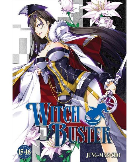 Witch Buster 15-16 (Paperback) (Jung-man Cho) - image 1 of 1