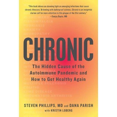 Chronic - by  Steven Phillips & Dana Parish (Hardcover)