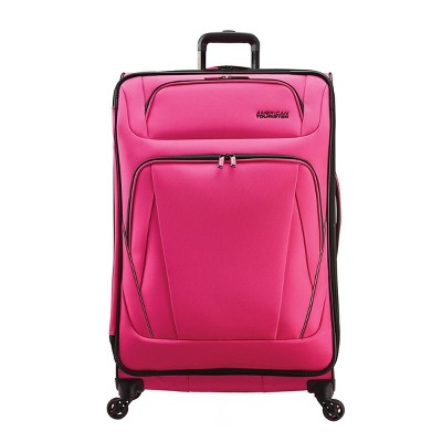 "American Tourister 28"" Superset Spinner Suitcase - Punchy Pink"