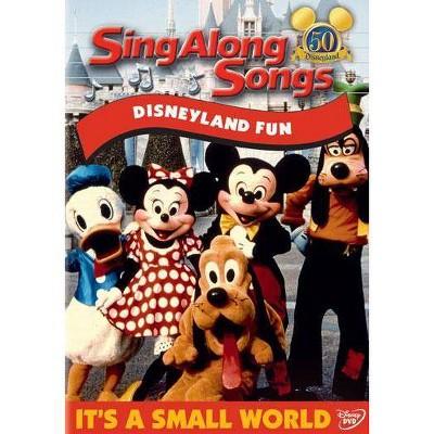 Sing Along Songs Disneyland Fun: It's a Small World (DVD)(2005)