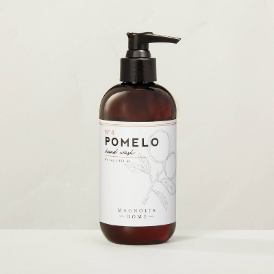 8 fl oz Pomelo Hand Wash - Magnolia Home by Joanna Gaines