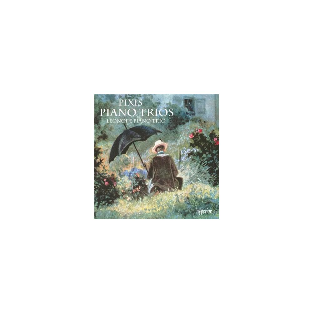 Leonore Piano Trio - Pixis:Piano Trios (CD)