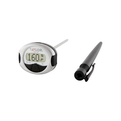 Taylor Digital Instant Read Probe Thermometer