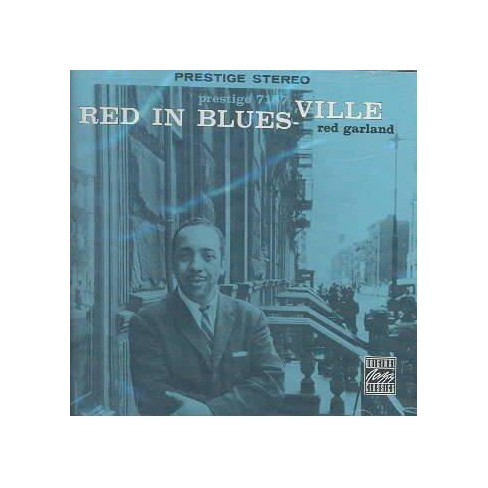 Red Garland - Red in Bluesville (CD) - image 1 of 1