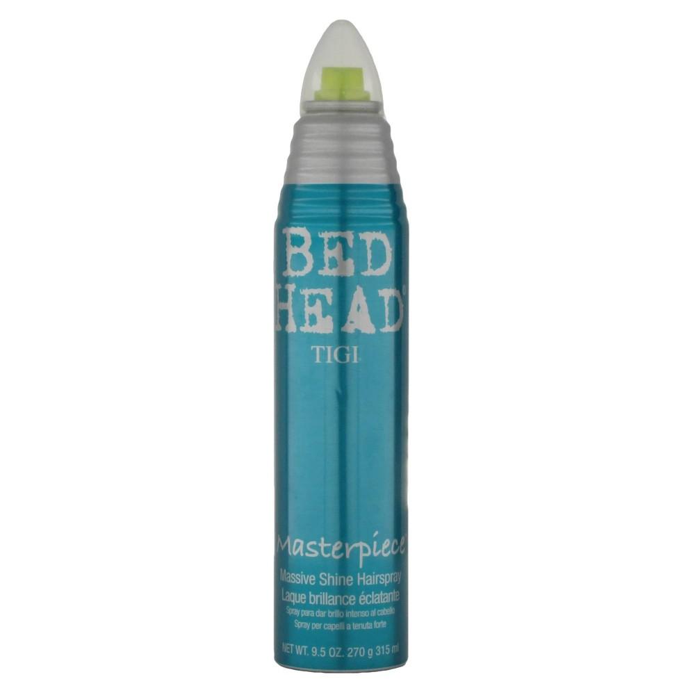 Image of TIGI Bed Head Masterpiece Massive Shine Hairspray - 340ml