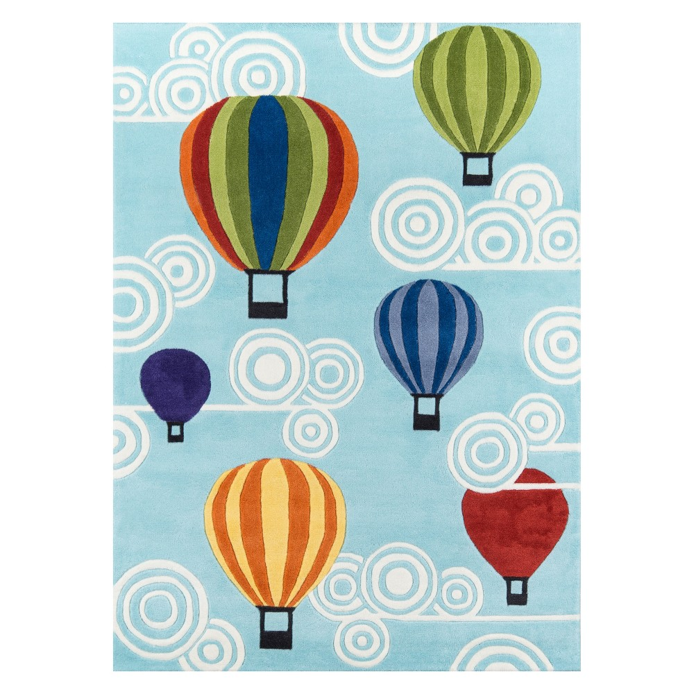 3'X5' Balloon Tufted Accent Rug - Momeni, Multicolored