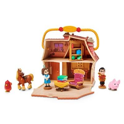 Disney Animators' Collection Littles Belle Cottage Playset