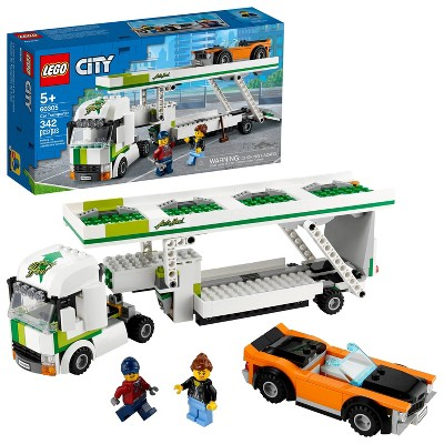 LEGO City Car Transporter Building Kit 60305