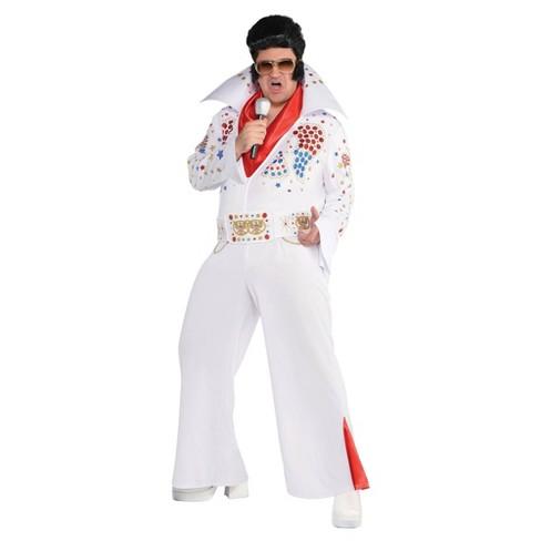 Men's King Of Vegas Halloween Costume - image 1 of 1