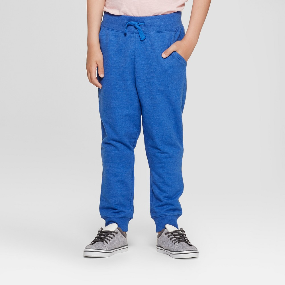 Boys' Jogger Pants - Cat & Jack Blue Xxl