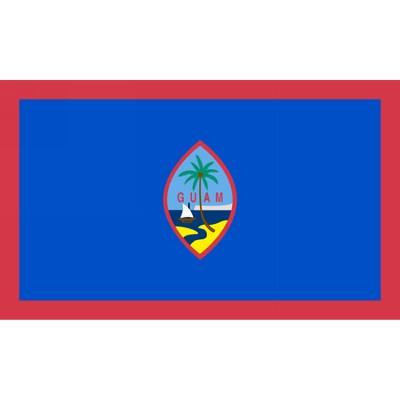 Guam Flag - 3' x 5'