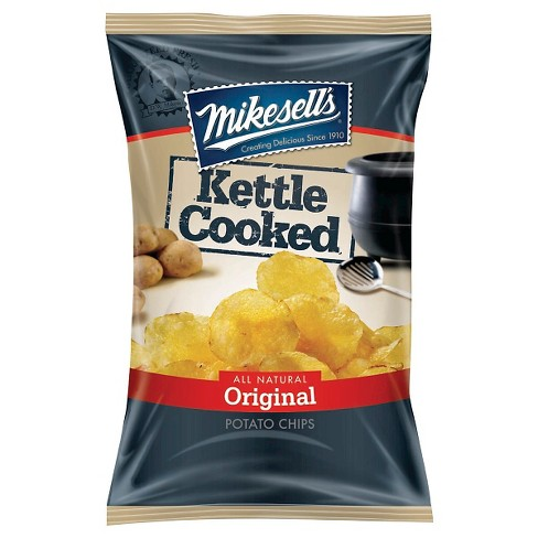 MikeSells Original Kettle Chip 2 oz - image 1 of 1